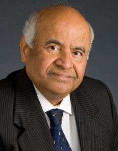 Professor Vijay Bhargava Winner of the 2011 ACCS-CDAC Foundation Award