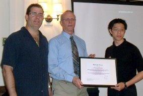 Student wins prestigious engineering award