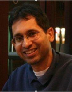 ECE Vikram Krishnamurthy wins UBC Killam Research Prize