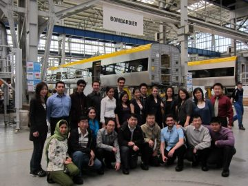Germany Trip hosted by the IEEE Student Branch
