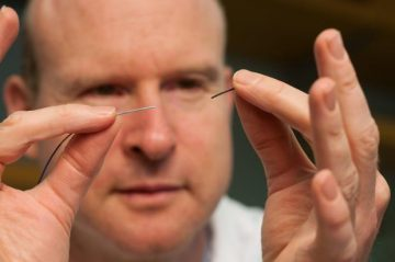 The Latest Twist on Artificial Muscles