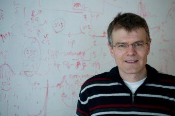 Dr. Schober awarded 2011 Steacie Memorial Fellowship