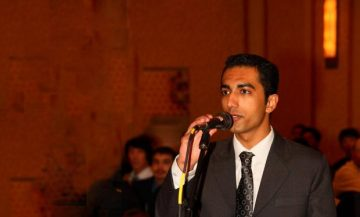 Harshul Srivastava Wins Larry K. Wilson Award