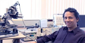Miguel Torres Wins Killam Graduate Teaching Assistant Award