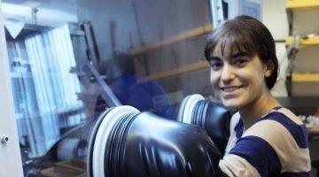 Undergraduates Contributing to ECE Research: Mireille Ghoussoub