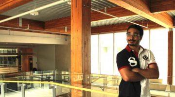 Undergraduates Contributing to ECE Research: Omar Omari