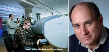 Tim Salcudean named MICCAI Fellow