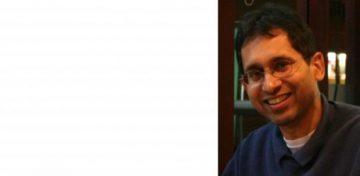 Vikram Krishnamurthy receives Honorary Doctorate from KTH