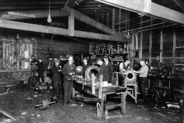 Registration circa 1915