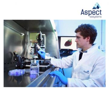 Aspect Biosystems: A Vancouver Visionary