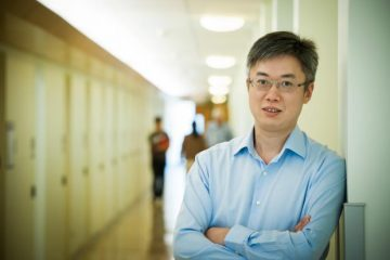 Newly Elevated IEEE Fellow Vincent Wong
