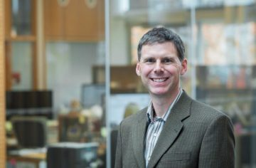 Prof. Rohling to become ICICS director in January