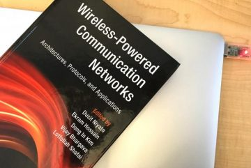 Wireless-Powered Communication Networks will be published in January