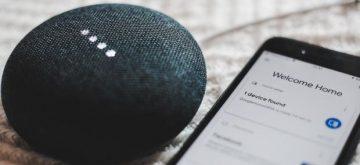 Hey Google, are my housemates using my smart speaker?