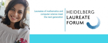 MASc Student Selected to Attend 2020 Heidelberg Laureate Forum!