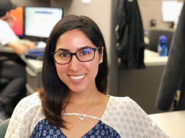 Alumni Perspectives: Al-Shahna Jamal, Microsoft